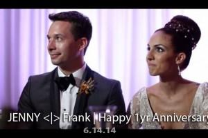 Jenny  Frank | Miami Wedding Cinematography |Mayfair Hotel Coconut Grove Miami